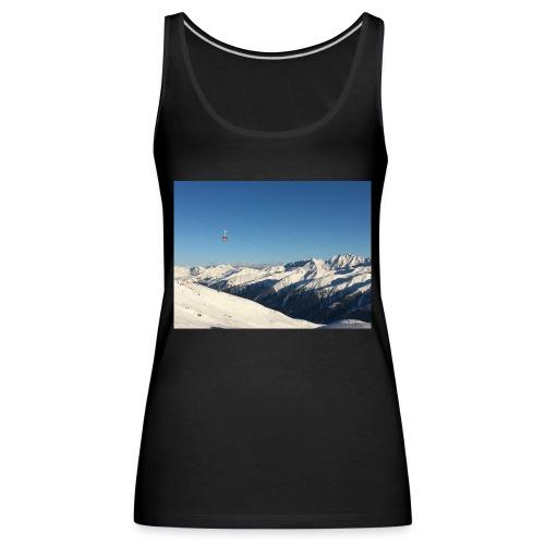 bergen - Vrouwen Premium tank top