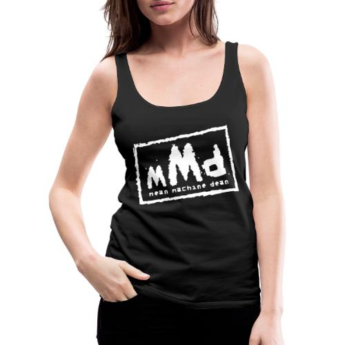 M Wear - MMD 4 Life - Women's Premium Tank Top