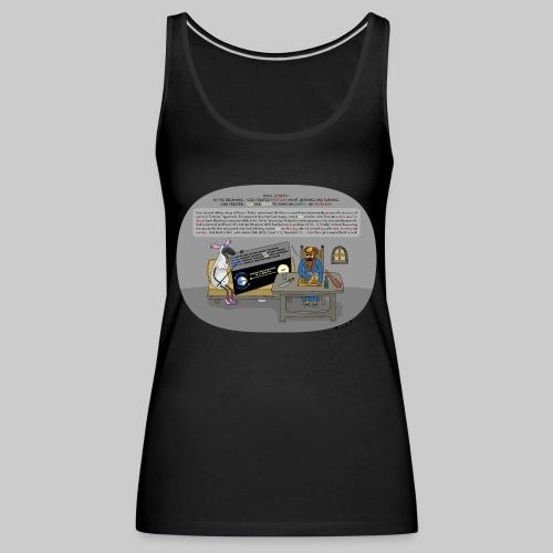 VJocys Sun - Women's Premium Tank Top