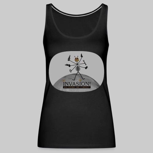 VJocys Invasion - Women's Premium Tank Top