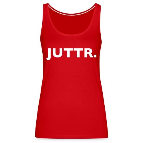 JUTTR. - Vrouwen Premium tank top