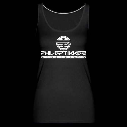 Phileptikker (black) - Frauen Premium Tank Top