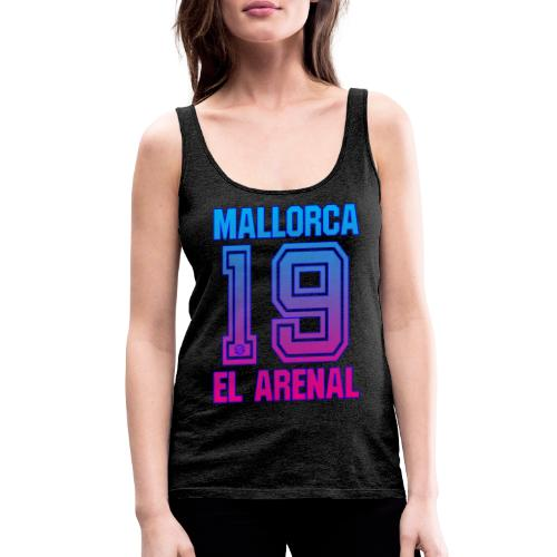 MALLORCA SHIRT 2019 - Malle Shirts - Männer Frauen - Vrouwen Premium tank top