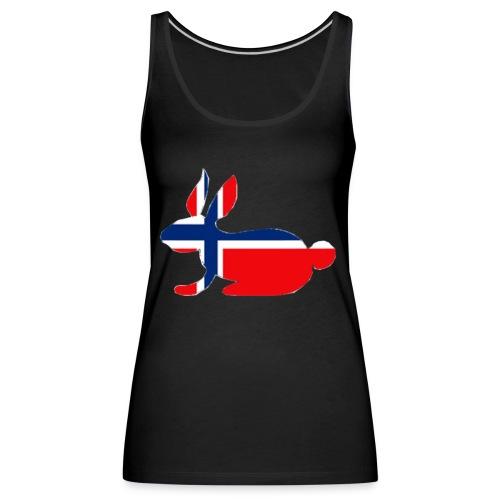 norwegian bunny - Women's Premium Tank Top