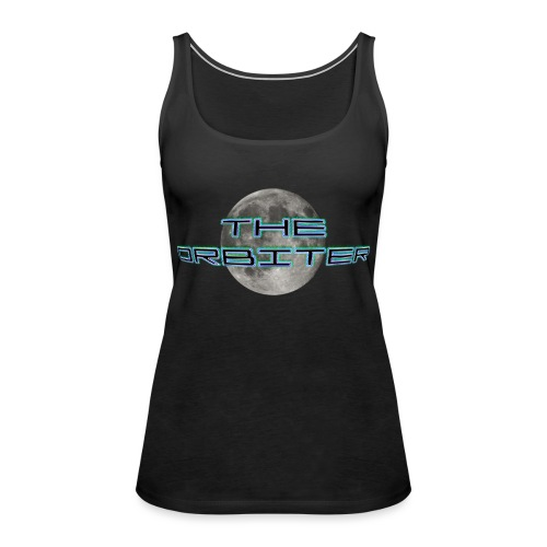The Orbiter - Women's Premium Tank Top