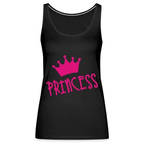 PRINCESS - Frauen Premium Tank Top