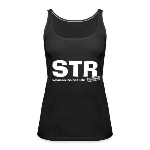 STR - Basics - Frauen Premium Tank Top