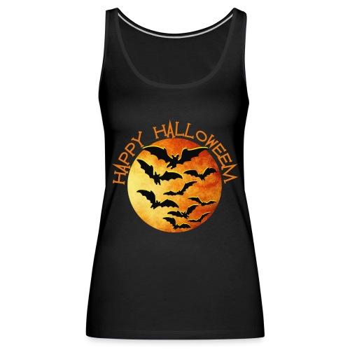 halloween - Camiseta de tirantes premium mujer