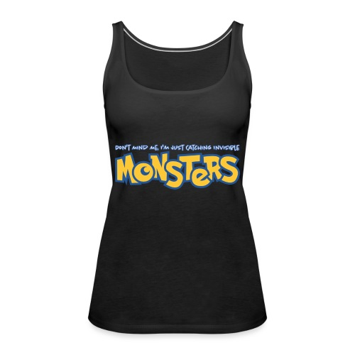 Monsters - Women's Premium Tank Top