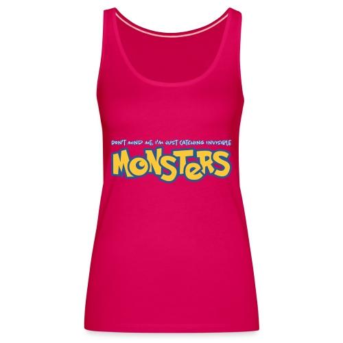 Monsters - Women's Premium Tank Top