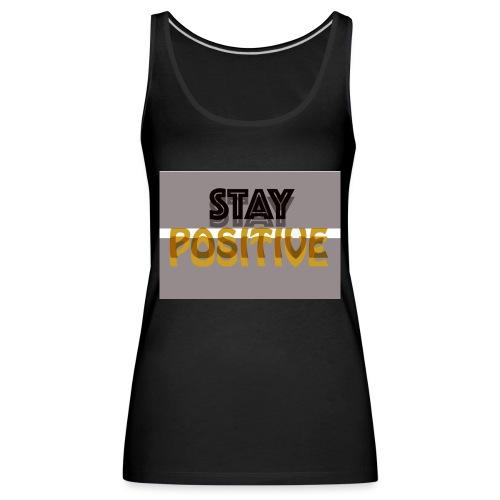 positive - Women's Premium Tank Top