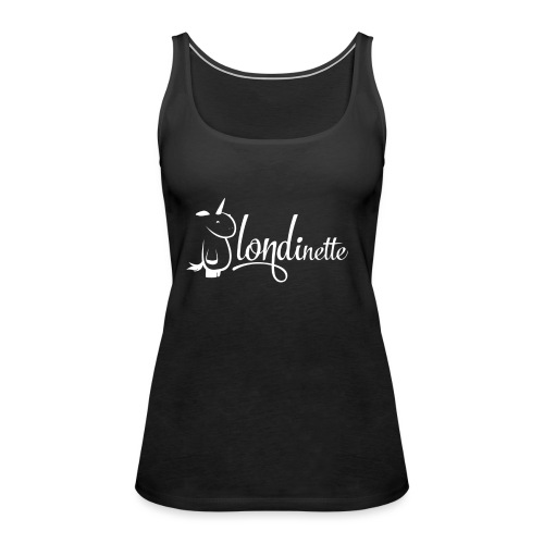 Blondinette - Débardeur Premium Femme