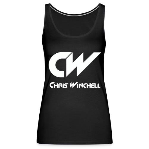 Chris Winchell Official T-Shirt - Frauen Premium Tank Top