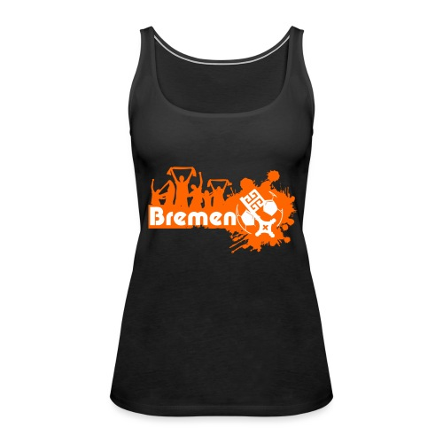 bremen fan - Frauen Premium Tank Top