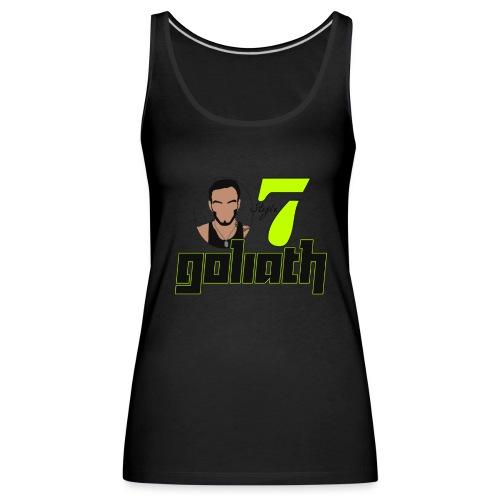 Goliath Style 07 - Vrouwen Premium tank top