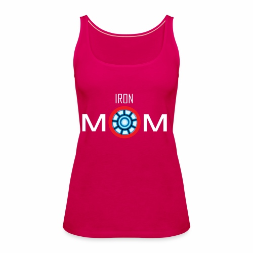 Iron mom - Women's Premium Tank Top