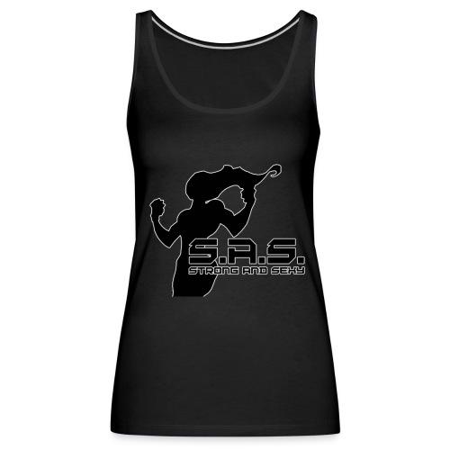 SAS babe png - Vrouwen Premium tank top