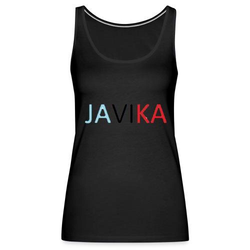 JAVIKA - Vrouwen Premium tank top