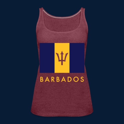 Barbados - Frauen Premium Tank Top