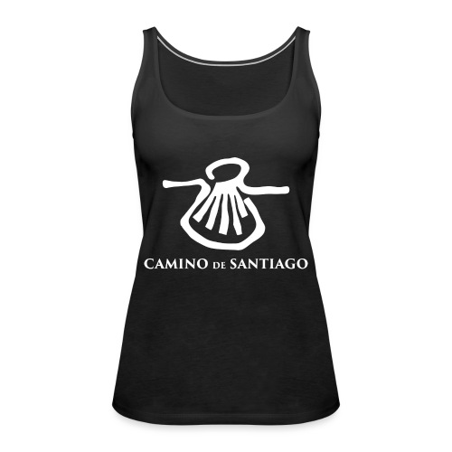 Camino de Santiago - Dame Premium tanktop