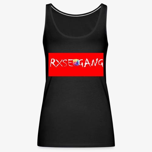 RXSE GANG - Premium singlet for kvinner