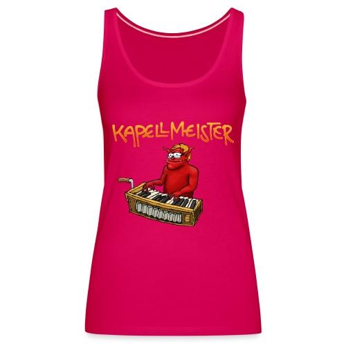 Kapellmeister - Women's Premium Tank Top