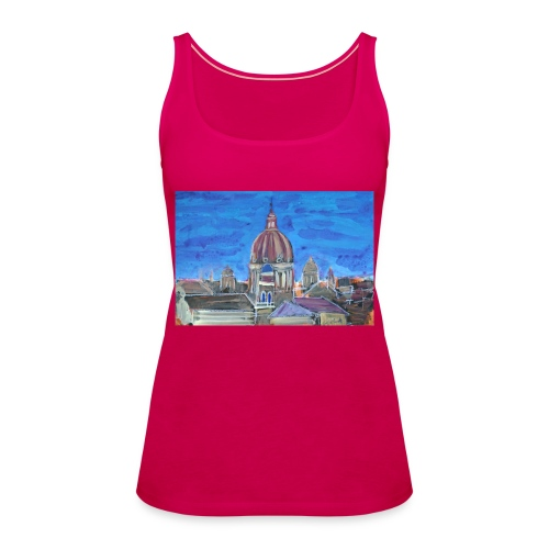 Veduta di Roma - Canotta premium da donna