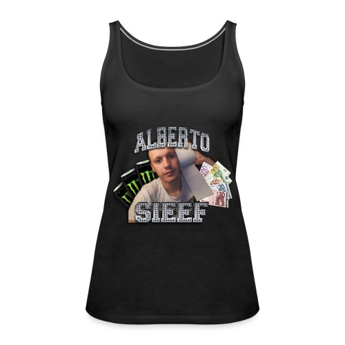 Alberto Sieef - Frauen Premium Tank Top