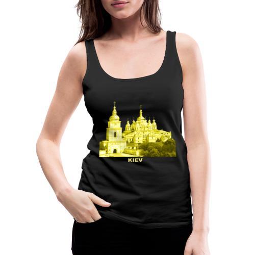 Kiev Kiew Ukraine Sophienkathedrale Kirche - Frauen Premium Tank Top