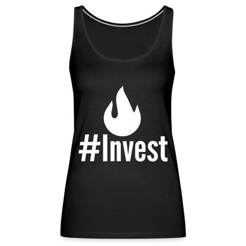#Invest Premium Langarm - Women's Premium Tank Top
