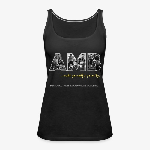 AMB Merchandise - Women's Premium Tank Top