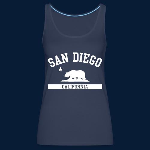 San Diego - Frauen Premium Tank Top