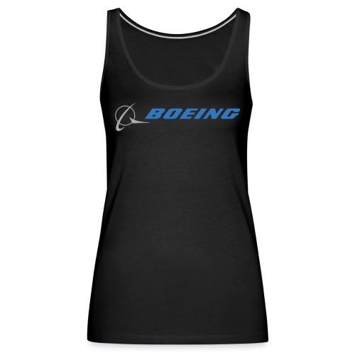 Boeing - Women's Premium Tank Top