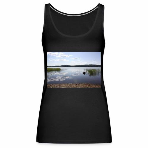 landscape - Women's Premium Tank Top