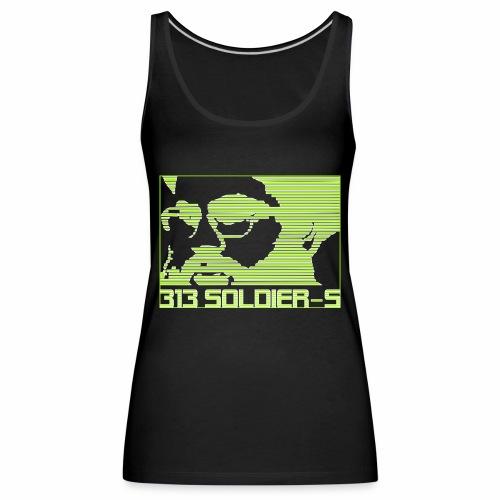 313 SOLDIERS - Frauen Premium Tank Top