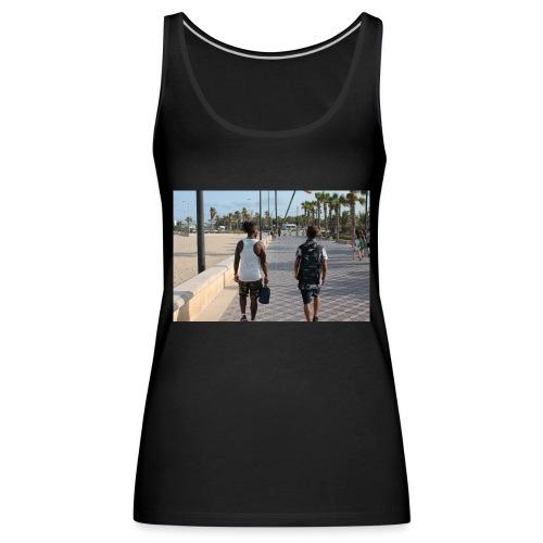 IMG 6332 - Camiseta de tirantes premium mujer
