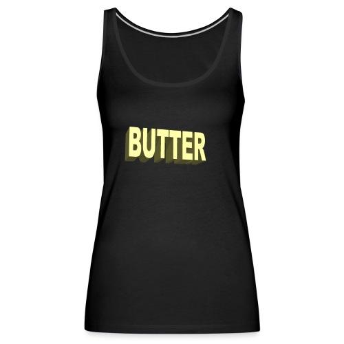 buttery - Premium singlet for kvinner