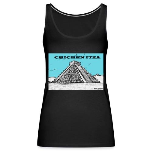 Pi Boy chichen itza - Camiseta de tirantes premium mujer