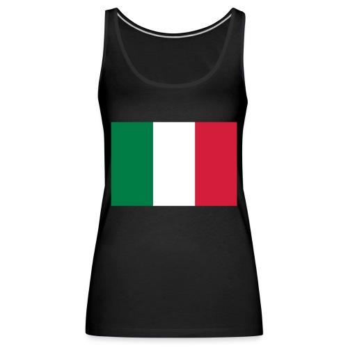 bandieraITA - Canotta premium da donna