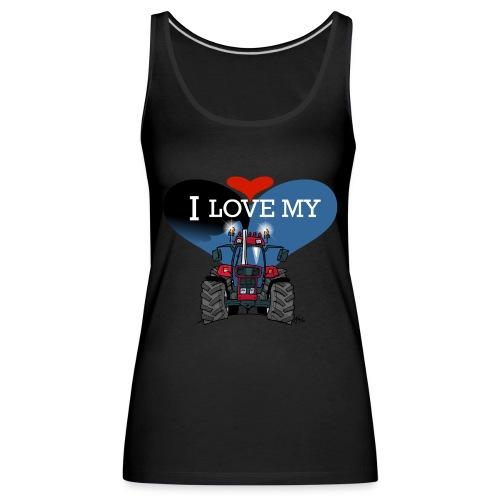 0841 0340 I love my IH - Vrouwen Premium tank top