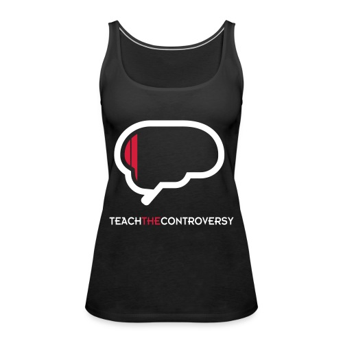 ten percent brain - Women's Premium Tank Top