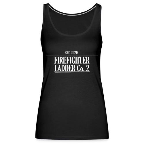 Firefighter Ladder Co. 2 - Dame Premium tanktop