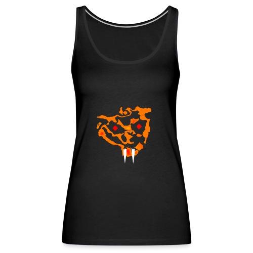 tigre - Débardeur Premium Femme