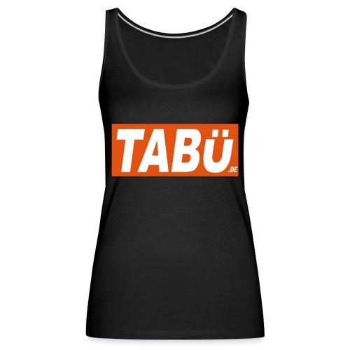 Tabu ShirtVec14 - Frauen Premium Tank Top