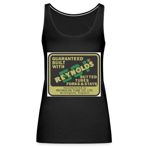 reynolds 531 001 - Women's Premium Tank Top