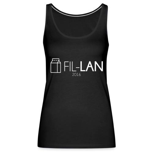 Fil-LAN - Premiumtanktopp dam