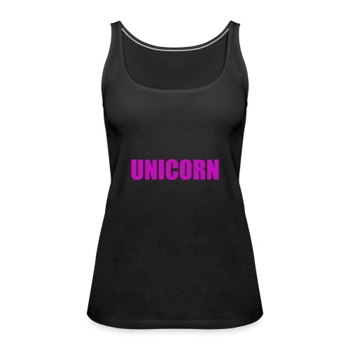 Unicorn - Frauen Premium Tank Top