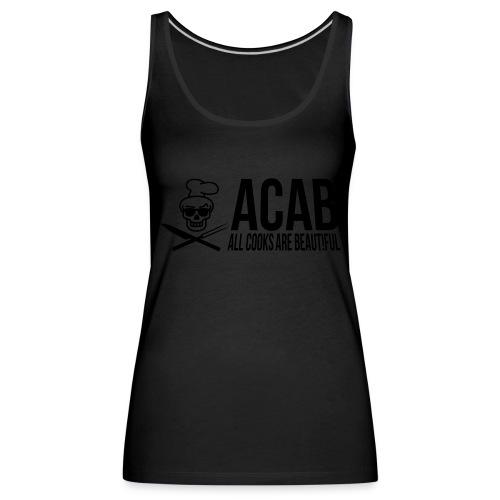 acablang - Frauen Premium Tank Top