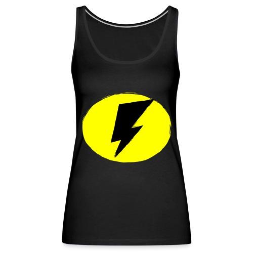 RAYO - Camiseta de tirantes premium mujer