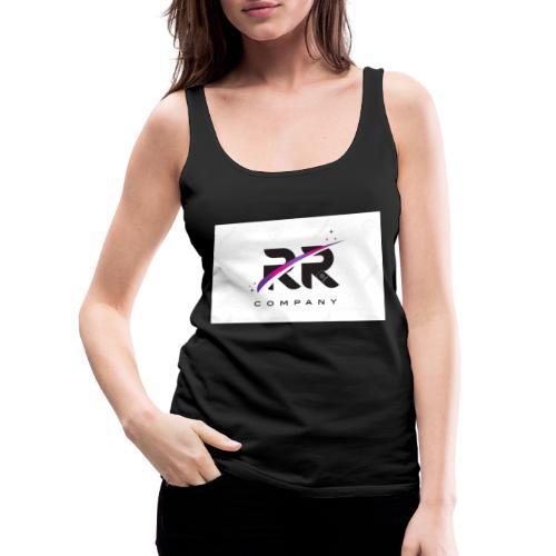 RR COMPANY - Camiseta de tirantes premium mujer